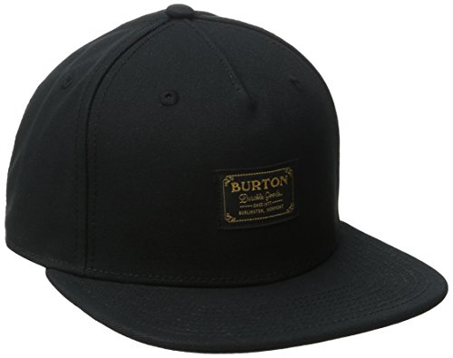 Burton Men's Hudson Hat, True Black, One - Burton Black Hat Shopping Results