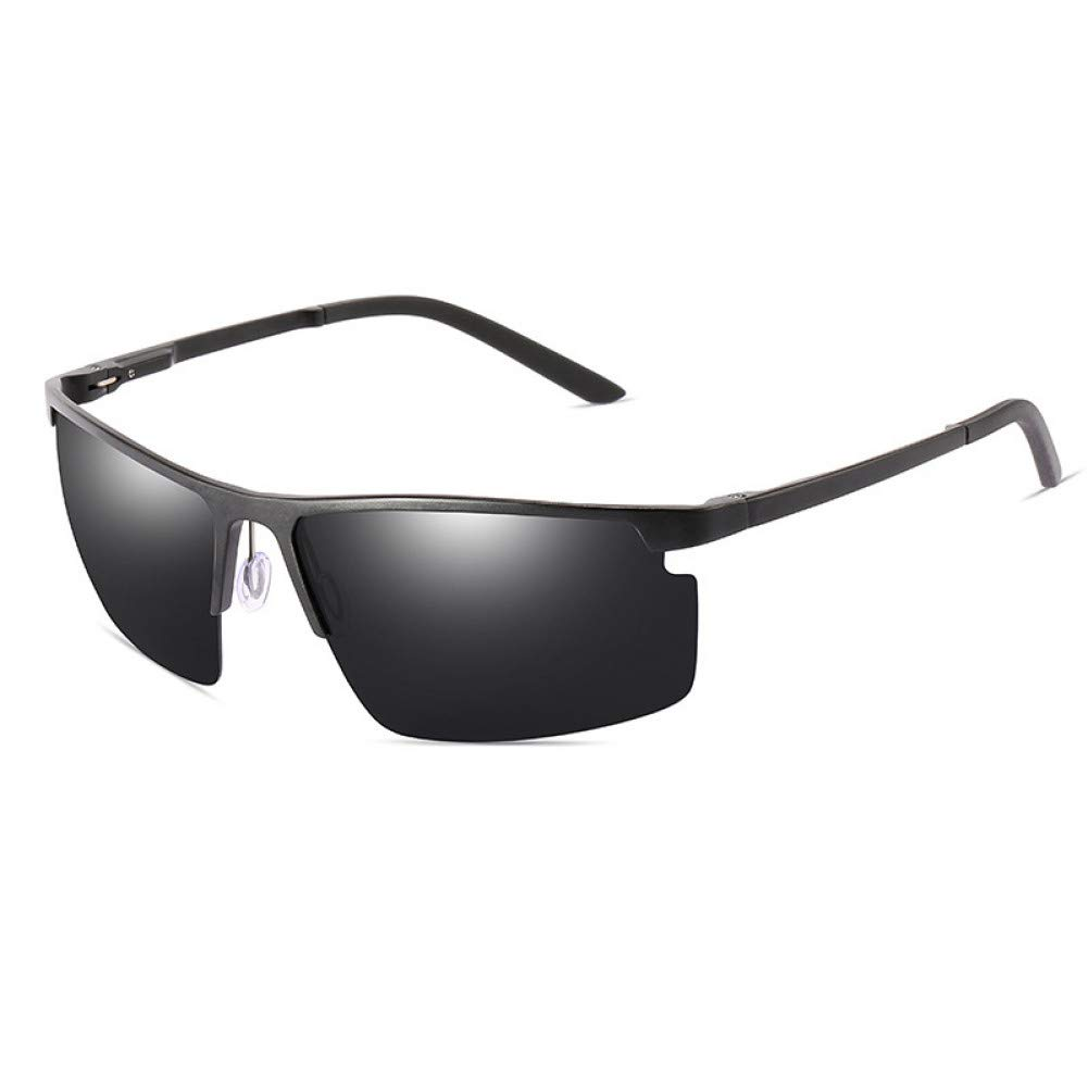 YLNJYJ Square Sunglasses Men Brand Desingner Sunglasses Men Pilot Glasses For Men Lentes De Sol Hombre