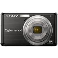 Sony Cybershot DSC-S950 10MP Digital Camera with 4x Optical Zoom with Super Steady Shot Image Stabilization (Black) Benefits Review Image