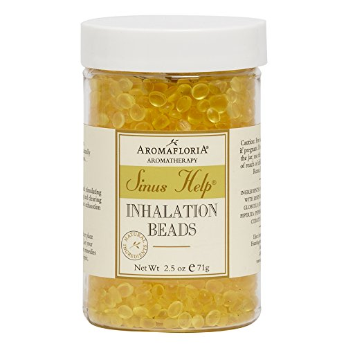 Price comparison product image Aromafloria Sinus Help Inhalation Beads,  Eucalyptus,  2.5 oz