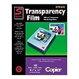 Simon Plain Paper Copier Transparency Film (XTR-650) by Simon Marketing Inc