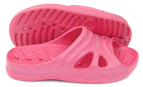 Speed Zapatillas niños de de rosa Aqua para piscina color WggXqBprw