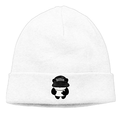 SADCPO Panda Art Unisex Cool Beanie Watch CapFashion Ski Cap Warm Slouchy Beanie (Jughead Costume Hat)