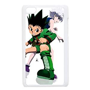 iPod Touch 4 Phone Case White Hunter X Hunter Killua ZKH9396283