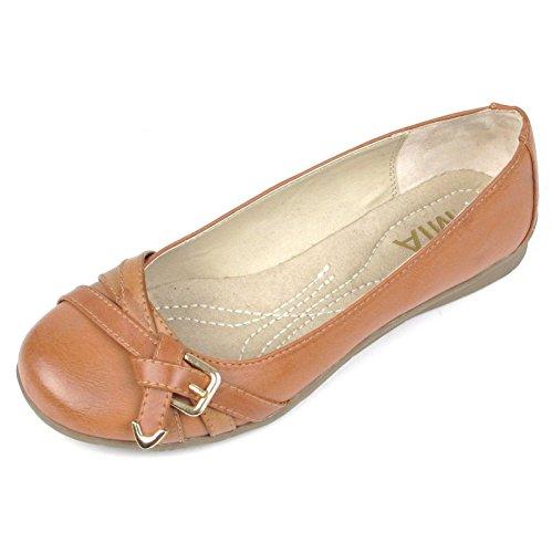 Mia Femmes Alisa Chaussure Plate 8.5
