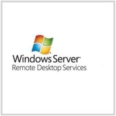 Windows Remote Desktop Services CAL 2012 MLP 5 Users
