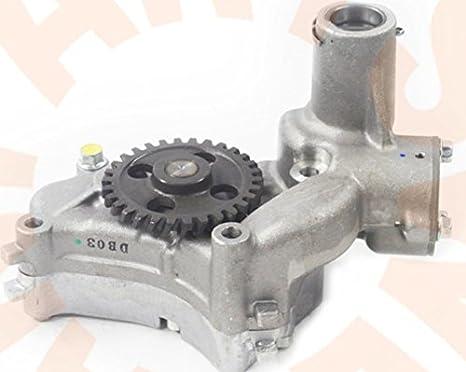 GOWE motor bomba de aceite bomba de aceite para 6 WG1T Isuzu 6 WG1 motor TURBO Bomba de aceite Hitachi excavadora: Amazon.es: Bricolaje y herramientas