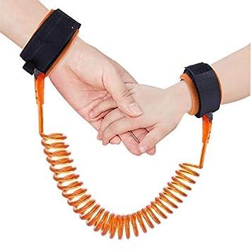 Toddler Child Anti Lost Strap Skin Care Wrist Link Belt Sturdy Safety Harness