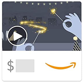 Amazon eGift Card - New Years Sparklers (Animated) (B07HHSQYTY) | Amazon price tracker / tracking, Amazon price history charts, Amazon price watches, Amazon price drop alerts