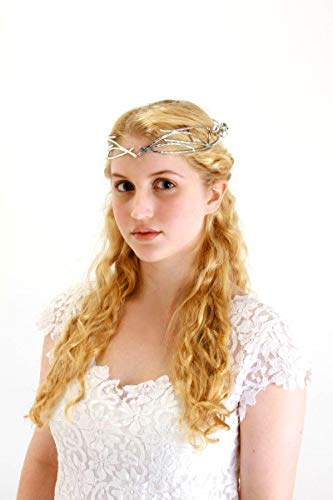 elope Lord of the Rings The Hobbit Galadriel Crown -