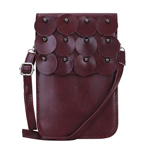 Bosam pattern leather shoulder Andrioid product image