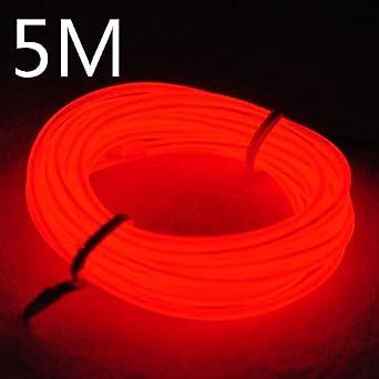 Lychee Flexibel 15 ft 5 m Neon Beleuchtung Draht Lichtschlauch ...