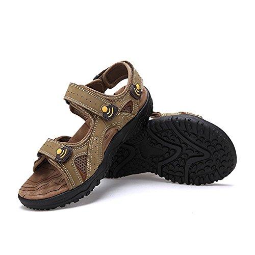 Playa Sandalias De Sandalias Mujer Verde Zapatos Mujer De De Verano Senderismo De Zapatos Velcros W700rqdwB