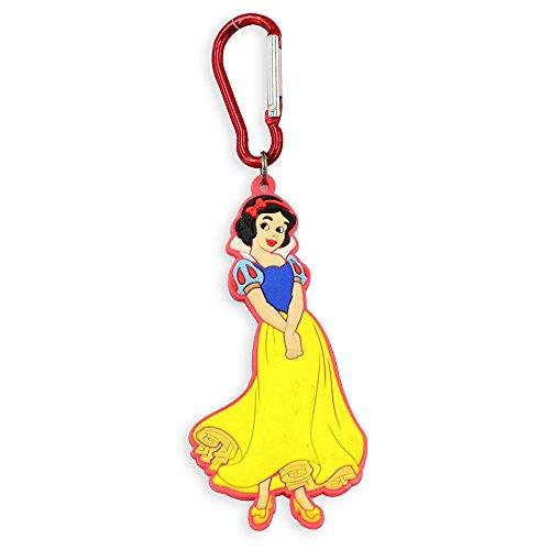 Chaveiro Emborrachado Branca De Neve - Disney