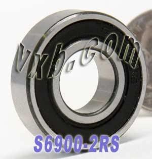 10X Deep Groove Ball Bearing Radial S695//S696//S697//S698//S6900//S6901Ball Bearing