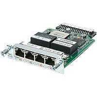 Cisco HWIC-4T1/E1 4-Port T1/E1 High-Speed WAN HWIC Interface Card