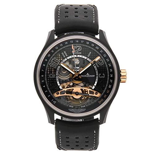 Jaeger-LeCoultre Amvox Mechanical (Automatic) Black Dial Mens Watch Q193C450 (Certified Pre-Owned)