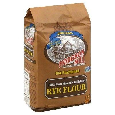 Hodgson Mill Flour Rye, 5 lb (Best Flour For Bread)