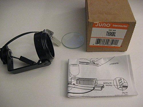 1- Juno Lighting Group T696BL Front Lamping Open Back Spotlight