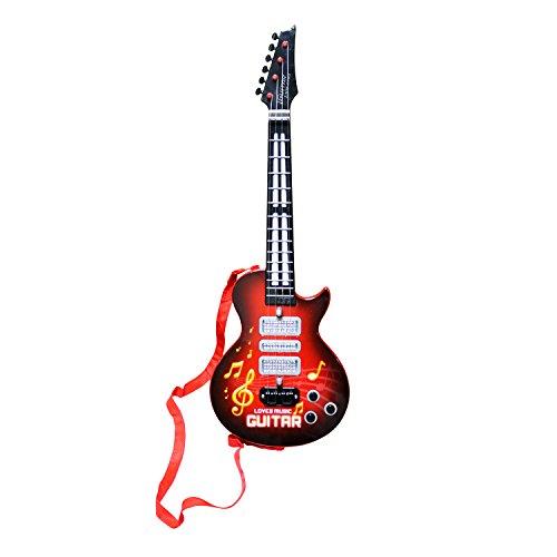Electric Guitar,Sanmersen 4 Strings Music Kids Electric