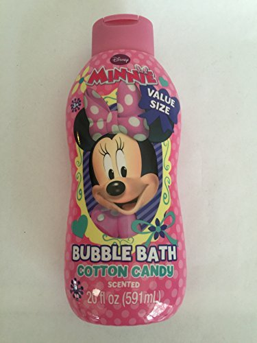 (Minnie Mouse Bubble Bath Cotton Candy Scented by MZB)