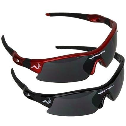 Gafas de sol Woodworm Pro Serie 2 por 1: Amazon.es: Deportes ...