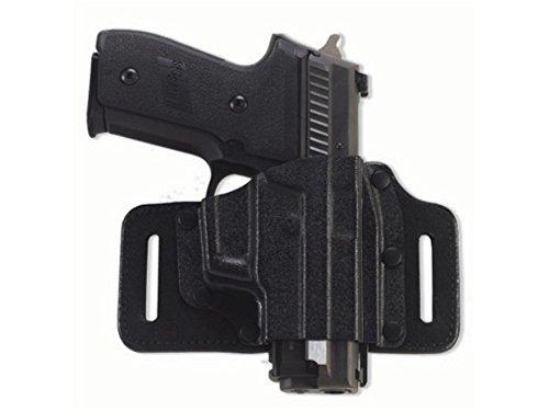 Galco Tac Slide Belt Holster Glock 20 Right Hand Black Ts228B