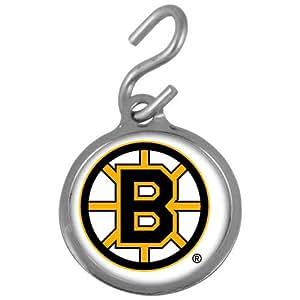 Hunter Boston Bruins Pet Instant ID Tag