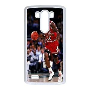 LG G3 Cell Phone Case White Michael Jordan_003 Gift P0J0Z3-2399706
