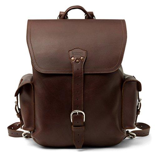 Saddleback Leather Simple Backpack – Best Backpack for School, Business Travel