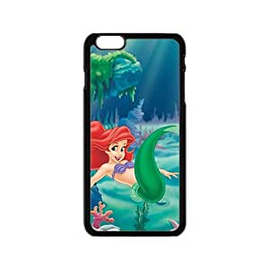 Beautiful happy mermaid Cell Phone Case for Iphone 6