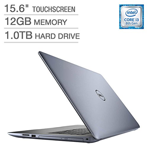 """Dell Inspiron 23.8"""" Touch-Screen All-In-One Intel Core i5 12GB Memory 1TB Hard Drive Black BBY-4RDN7FX"""