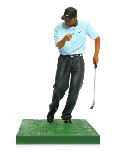 Upper Deck Pro Shots - Tiger Woods (Finger (Tiger Woods Memorabilia)