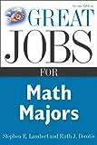 Math Majors, Stephen E. Lambert and Ruth DeCotis, 0071448594
