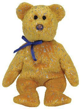 ty-beanie-baby-discover-the-gold-bear-northwestern-mutual-exclusive