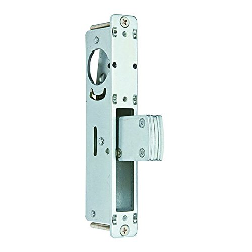 Steel Deadlocking Bolt Mortise Lock 1-1/8'' Backset, Durable commercial & residential, door hardware, door handles, locks