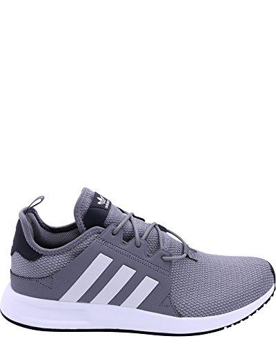 adidas Originals Men's X_PLR, Grey Three/White/Carbon, 10.5 M US