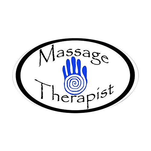 CafePress Massage Therapist Sticker Bumper