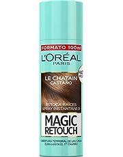 L'Oréal Paris Magic Retouch Spray Retoca Raíces Castaño 100 ml