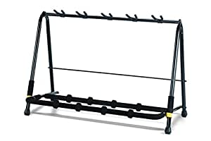 Hercules GS525B 5-Piece Guitar Rack