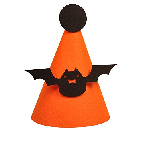 Witch Cosplay - Halloween Pumpkin Sorceress Hat Witch Fancy Dress Party Costume Cap Bars Props - Garden Cell Home Girls Electronics Toys Motorcycles Sports Weddings Technology Phones Beau]()