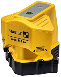 Stabila 04490 Type FLS90 50' Square, Solid Lines Laser Kit