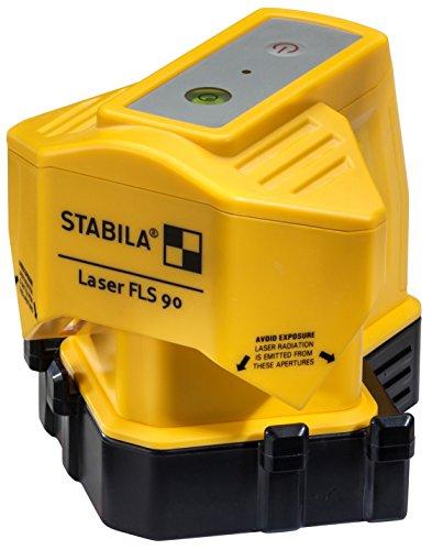 (Stabila 04490 Type FLS90 50' Square, Solid Lines Laser Kit)