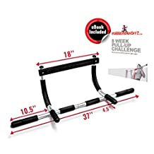Rubberbanditz Basic Removable Pull-up and Chin-up Bar