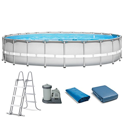 Intex 22 X 52 Quot Ultra Frame Above Ground Pool Set 2500 Gph