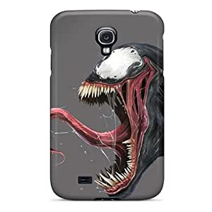 Samsung Galaxy S4 RDc14662vSwU Allow Personal Design Fashion Venom Skin Scratch Protection Hard Phone Cases -KimberleyBoyes