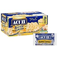 ACT II Butter Lovers Microwave Popcorn - 28/3 oz (Limited Edition)