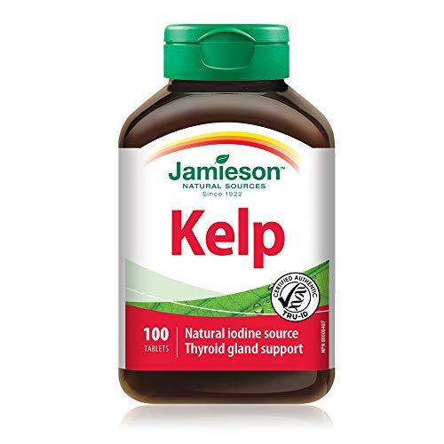 Jamieson Kelp 650mg, 100 tablets
