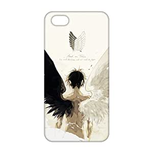 Angel boy 3D For SamSung Galaxy S4 Phone Case Cover