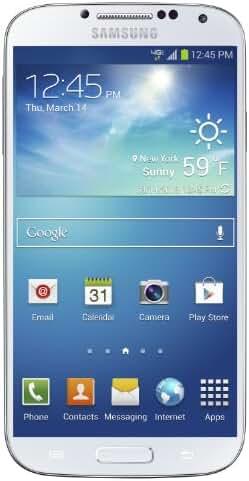Samsung Galaxy S4, White 16GB (Verizon Wireless)